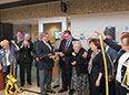 Parkinson's Center Opening